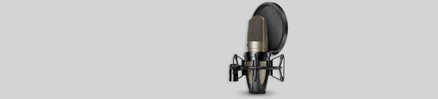 Microfoane pentru studio
