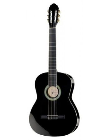 Chitara clasica Harley Benton CG-200 Neagra