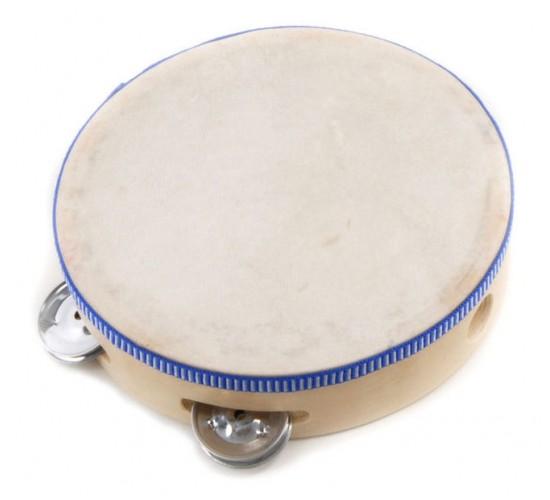 Tamburina Millenium 20cm Piele Naturala