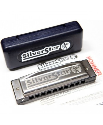 Hohner Silver Star Muzicuta Blues