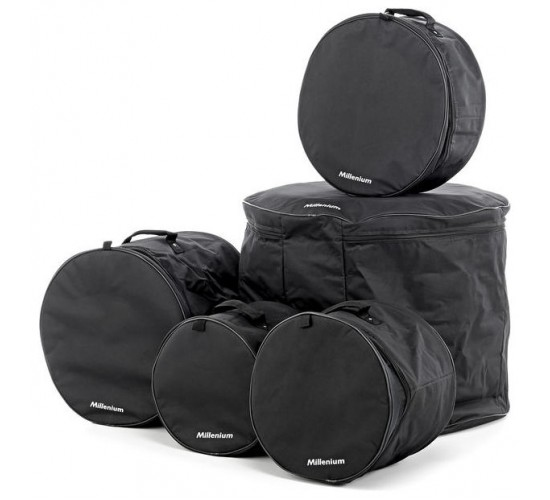 Millenium Classic Drum Bag Set Studio 20