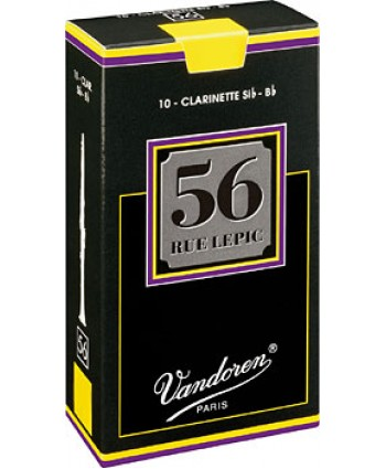 Vandoren 56 Rue Lepic 2.5 Bb-Clarinet