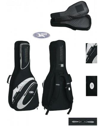 JAEGER Gig Bags for guitars  PEAK Classic 4/4