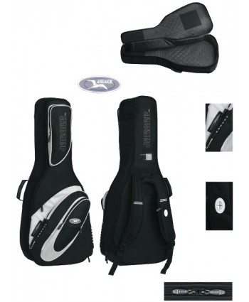 JAEGER Gig Bags for guitars  PEAK E-Bass