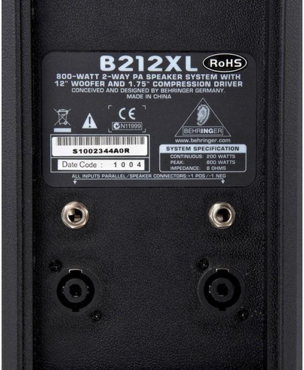 Behringer Eurolive B212XL