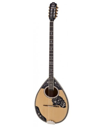 Matsikas Greek Bouzouki No 4MM OV