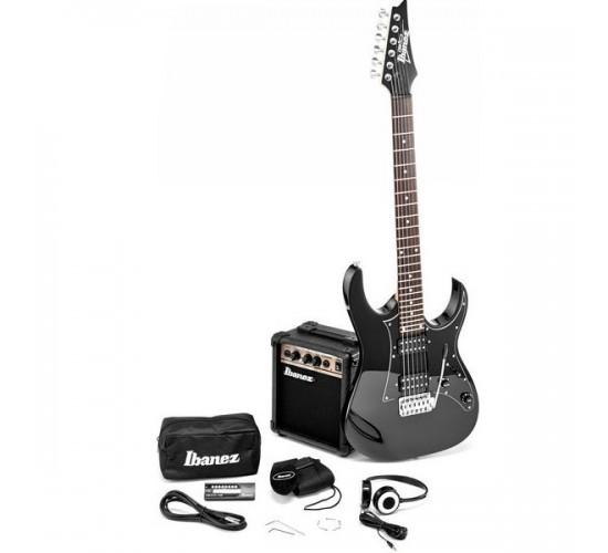 Set chitara electrica Ibanez Jumpstart IJRG200-BK