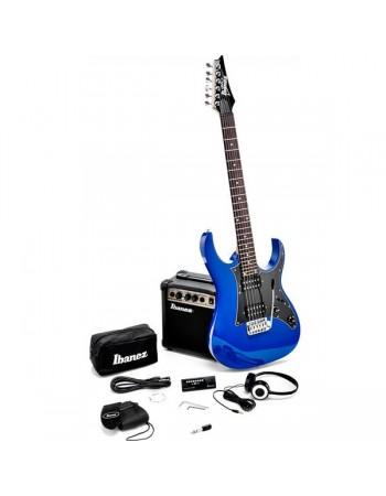 Set chitara electrica Ibanez Jumpstart IJRG200-BL