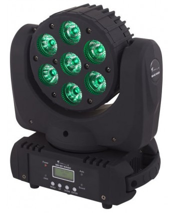 Stairville MH-110 Wash 7x10 LED Moving He
