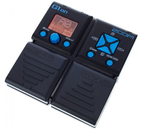 Multiefect chitara Zoom G1on