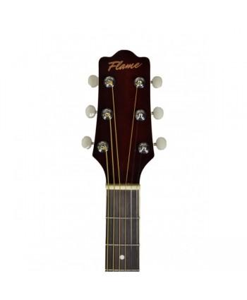 Chitara electro-acustica Flame YEA 200 CE NA
