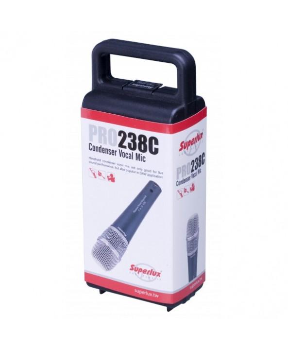 Microfon voce/instrument Superlux PRO238 C