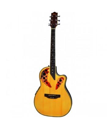 Chitara electro-acustica Flame RB 302 CE