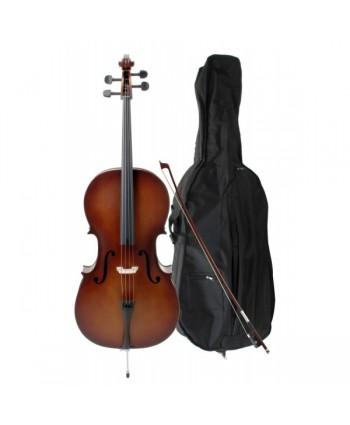 Flame MC760L Cello 3/4 Set