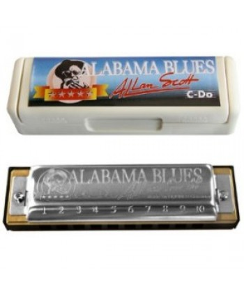 Hohner Alabama Blues Allan Scott Muzicuta