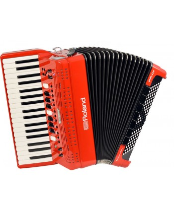 Acordeon digital Roland FR 4X RED