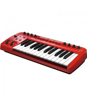 Behringer U-Control UMX 250 controller MIDI cu claviatura