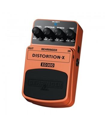 Behringer XD300 pedala efect chitara electrica