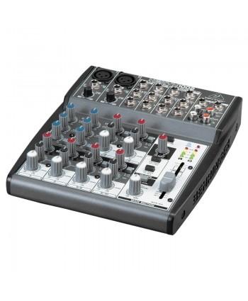 Behringer Xenyx 1002 mixer audio