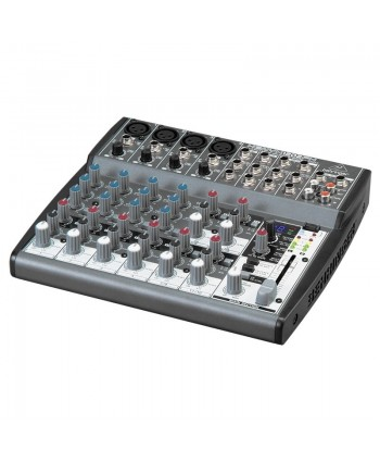 Behringer Xenyx 1202 FX mixer audio analog