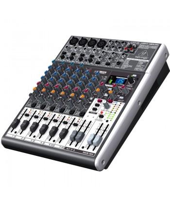 Behringer Xenyx X1204 USB mixer audio analog