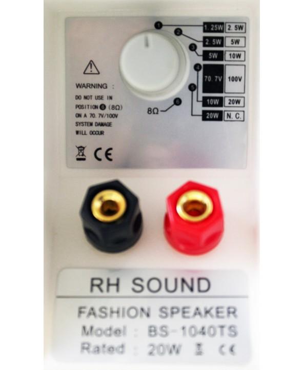Boxa RH-SOUND BS-1040TS/W