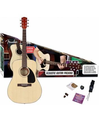 Chitara acustica Fender CD-60 Set