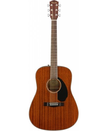 Chitara acustica Fender CD-60S All Mahogany Natural