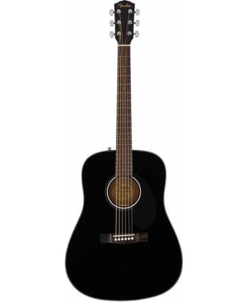 Chitara acustica Fender CD-60S BK
