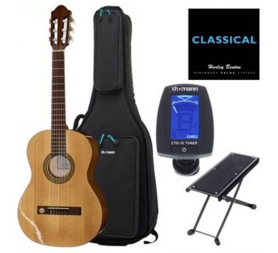 Chitara clasica Thomann 3/4 Set