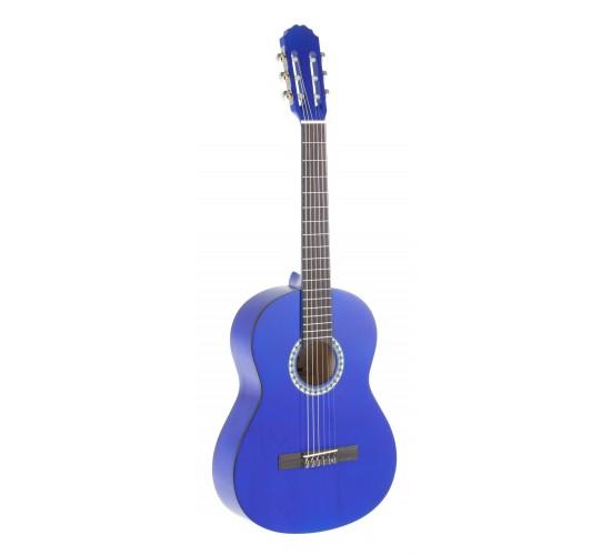 Chitara clasica VGS Basic 3/4 Albastra