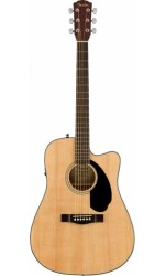 Chitara electro-acustica Fender CD-60SCE