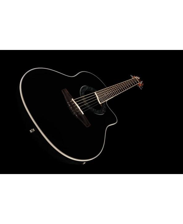 Chitara electro-acustica Harley Benton HBO-600BK