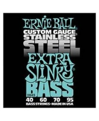 Ernie Ball EB 2845 Stainless Steel Extra