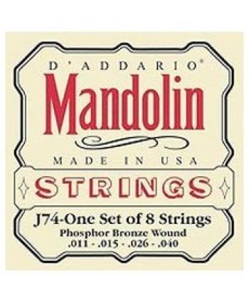 D`Addario J74 Mandolin