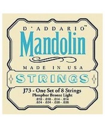D`Addario J73 Mandolin