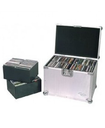 THOMANN DJ CASE ALU CD