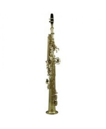 Roy Benson Bb-Soprano Saxophone SS-101 Student Pro Series