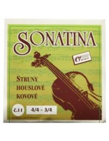 Gor Strings Sonatina 11 Set corzi viora 4/4-3/4