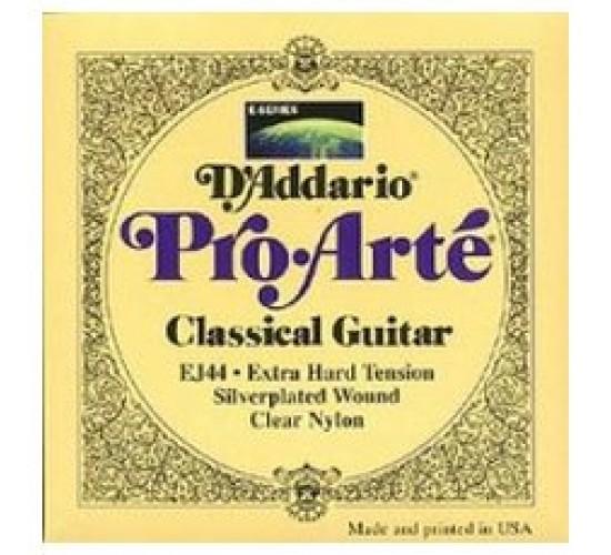 DAddario EJ46 corzi nylon chitara clasica