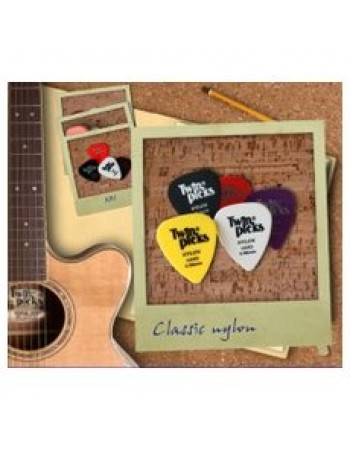 Twin Picks Classic Nylon