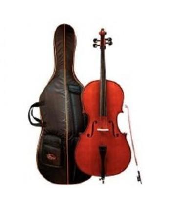Violoncel Gewa Alegro VC-1 set complet 3/4