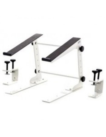 Millenium Laptopstand Clamp White