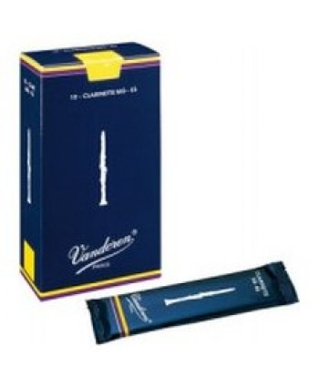 Vandoren Classic Blue 2.5 Bb-Clarinet