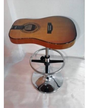 Face scaun chitara acustica