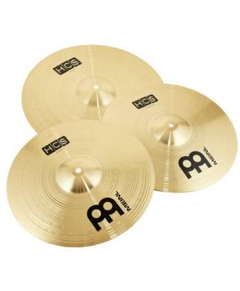 Meinl HCS Cymbal Set Starter