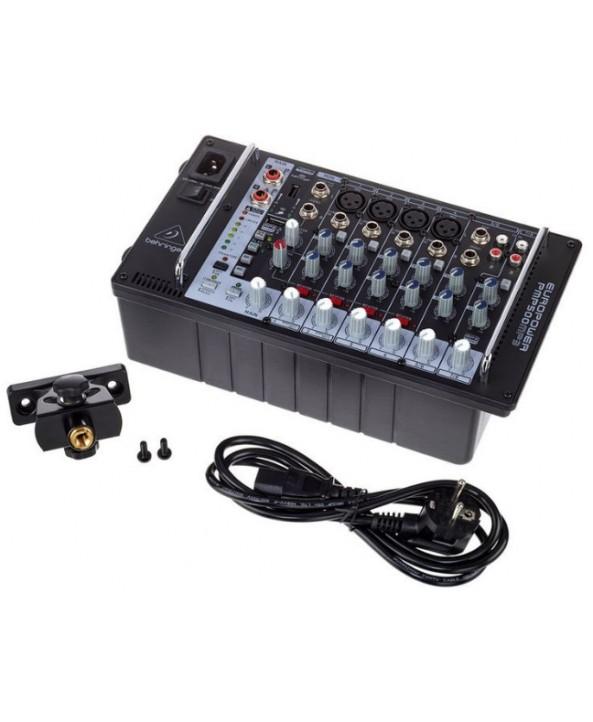 Mixer Amplificat Behringer PMP500 MP3