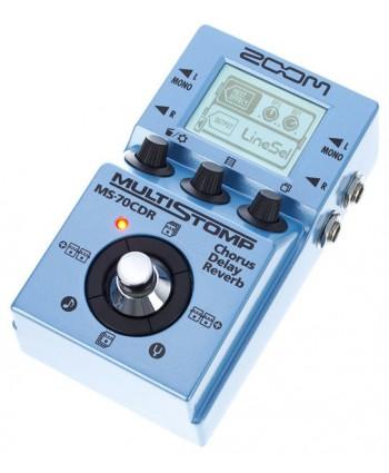 Multiefect Chitara Zoom MS-70 CDR