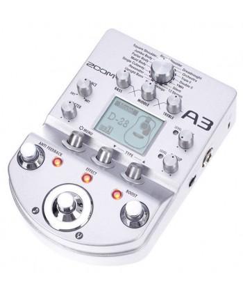 Multiefect Zoom A3 chitara acustica