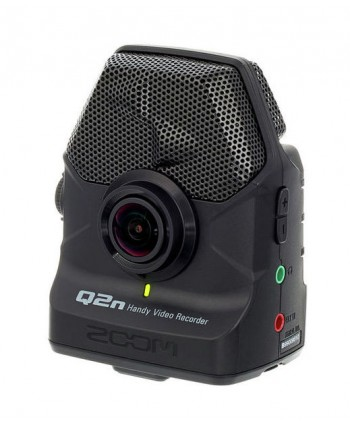 Recorder Audio Video Zoom Q2n